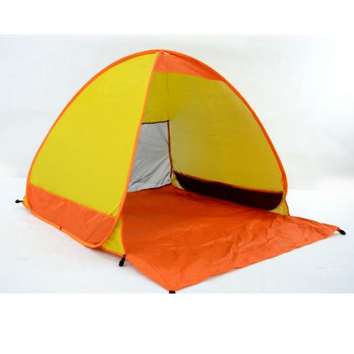 Pop up beach tent _2